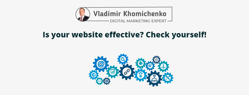 Working with website - how to make it really effective
