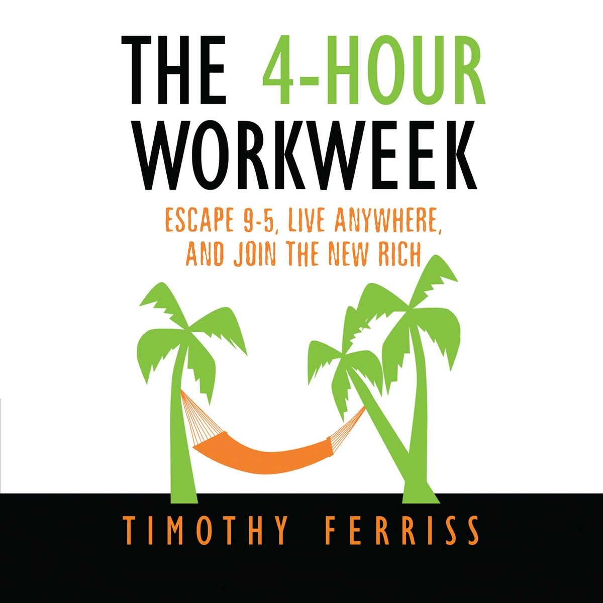 The 4-Hour Workweek - Timothy Ferriss - reviews, quotes, summary