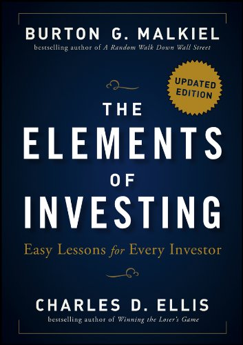 The Elements of Investing - Burton G. Malkiel, Charles D. Ellis - quotes, rating, reviews, where to buy
