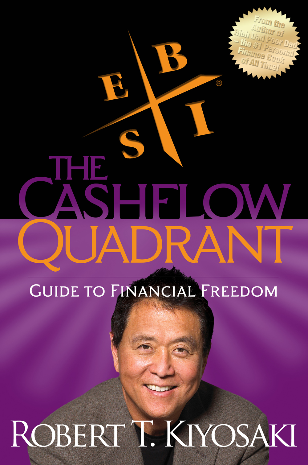 Rich Dad's Cashflow Quadrant: Rich Dad's Guide to Financial Freedom -  Robert T. Kiyosaki - reviews for audiobook - reviews, quotes, summary