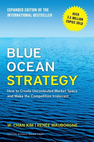 Blue Ocean Strategy: How to Create Uncontested Market Space and Make the Competition Irrelevant - W. Chan Kim, Renee Mauborgne - reviews for audiobook - reviews, quotes, summary
