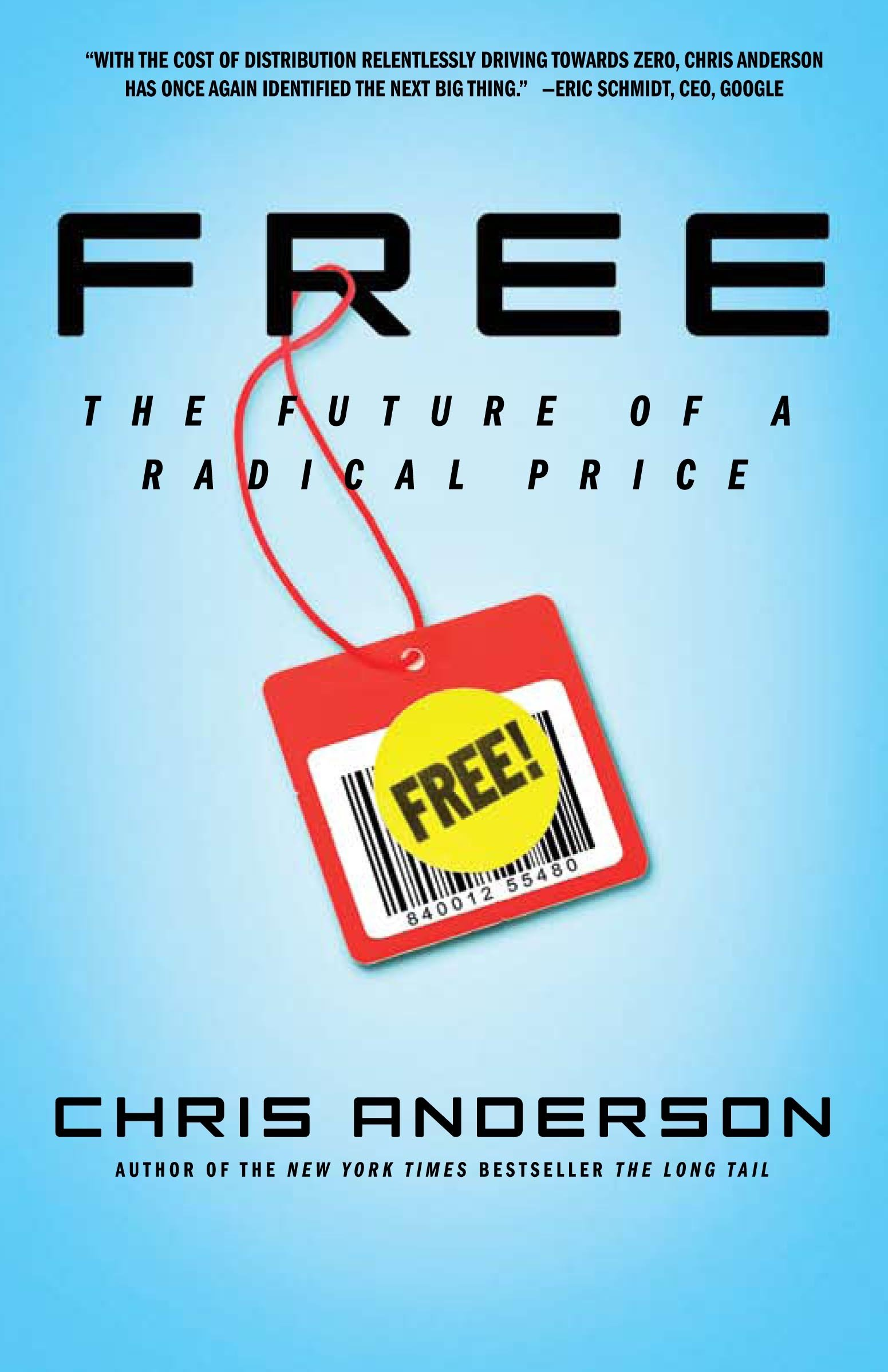 Free: The Future of a Radical Price - Chris Anderson - reviews for audiobook - reviews, quotes, summary