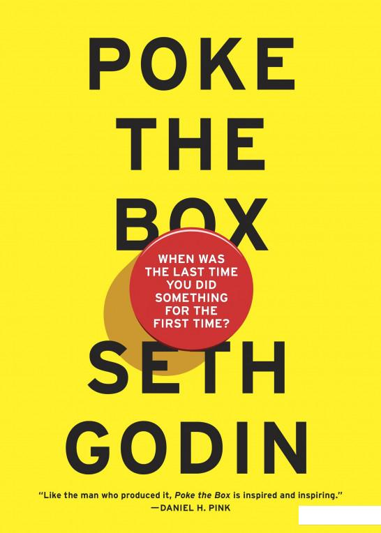 Poke the Box - Seth Godin - reviews for audiobook - quotes, rating, reviews, where to buy