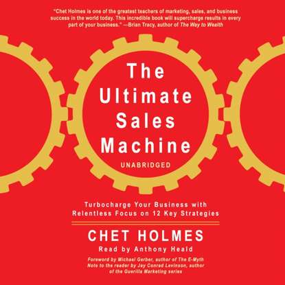 Ultimate Sales Machine - Chet Holmes Why Businessmen Need Philosophy - Ayn Rand - reviews for audiobook - reviews, quotes, summary