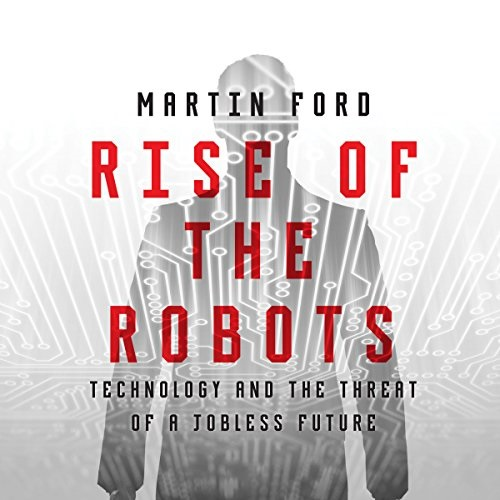 Rise of the Robots: Technology and the Threat of a Jobless Future - Martin Ford Freefall: America, Free Markets, and the Sinking of the World Economy - Joseph E. Stiglitz - reviews for audiobook - reviews, quotes, summary